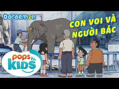 [S6] Doraemon Tập 269 - Con Voi Và Người Bác - Hoạt Hình Tiếng Việt Mới Nhất - Thời lượng: 21:46.