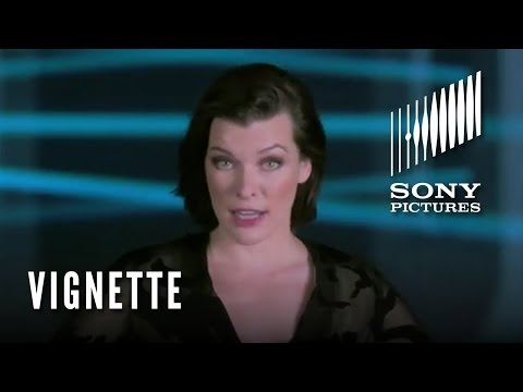 Resident Evil: The Final Chapter (Featurette 'Rewind')