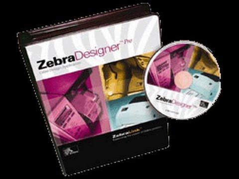 ZebraDesignerProLabelSoftwareDemo