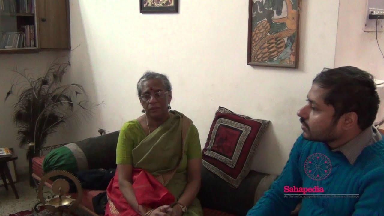 In conversation with Prof. Vijaya Ramaswamy on Kamba-ramayaṇam
