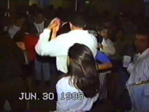 Boate Auto Posto - Ano de 1995 - PRESIDENTE OLEGÁRIO-MG