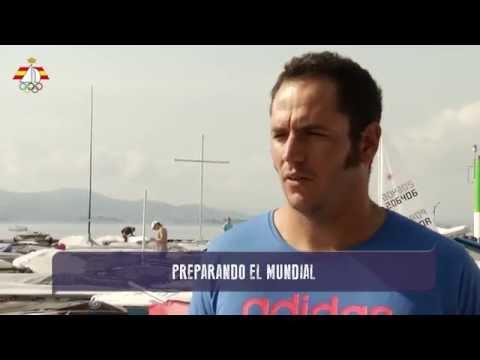 Previa Santander 2014 Alejandro Muscat Clase Finn