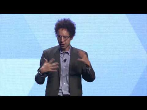 Malcolm Gladwell at TIBCO NOW 2014: The Right Attitude