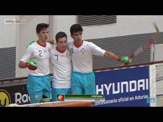 "Portugal-Andorra | Group ""A"" | Euro U17 Mieres 2016 | Game #7"