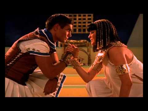 Xena Warrior Princess - A Historic Love Marc Antony and Cleopatra (Crixus and Lucretia)