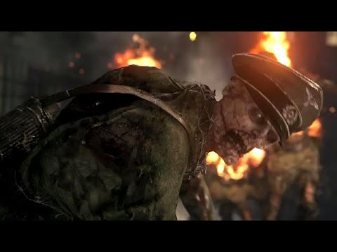 Call of Duty: WW2 All Cutscenes Movie Story Campaign (World War 2) COD WW2