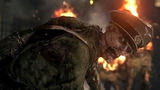 Call of Duty: WW2 All Cutscenes Movie (World War 2)