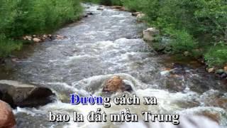KaraokeMiền trung nhớ BácNCM