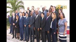 Video Le Président Jovenel Moïse a reçu une délégation du Conseil de sécurité des Nations Unies. MP3, 3GP, MP4, WEBM, AVI, FLV Juni 2017