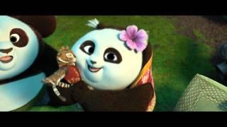 Една от най-успешните анимационни поредици се завръща с още повече смях, приключения и дебелички панди....