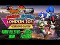 Mario Y Sonic J J O O London 2012 Gameplay 100m 400m Re
