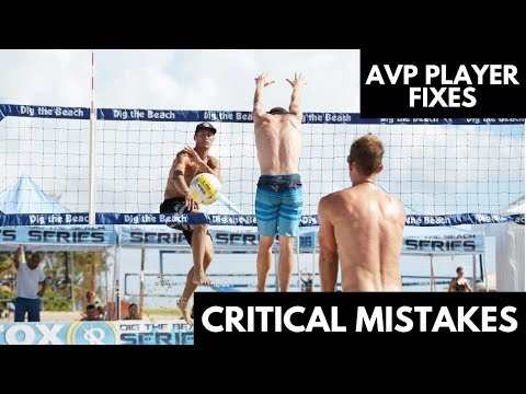 Easy Beach Volleyball Fixes: Still Stuck At The Same Level? Are You Making These Critical Mistakes?