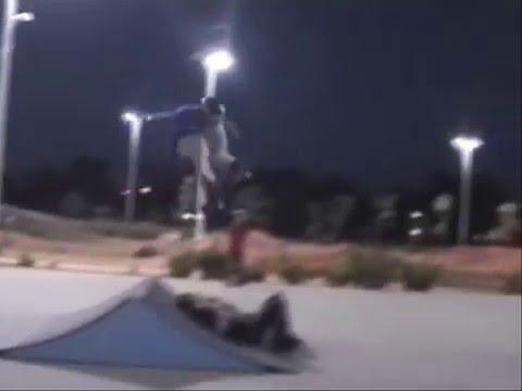 A day at Wheels Skatepark