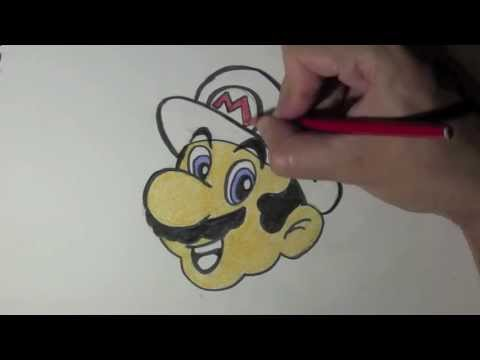 comment dessiner mickey etape par etape