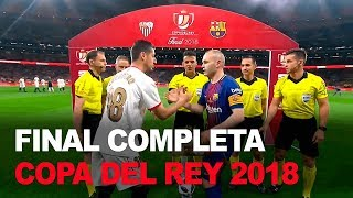 Video Sevilla 0-5 Barcelona COMPLETO | Final Copa del Rey 2018 | Fútbol MP3, 3GP, MP4, WEBM, AVI, FLV Oktober 2018