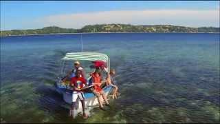 San Martinho Beach Club in Bilene Mozambique.