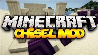 Minecraft: CHISEL (TONS of New Blocks!) | Mod Showcase