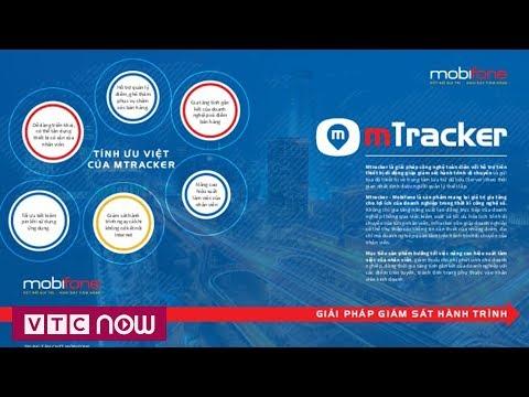Mobifone mTracker: Giải pháp giám sát hành trình trực tuyến - Thời lượng: 37 giây.