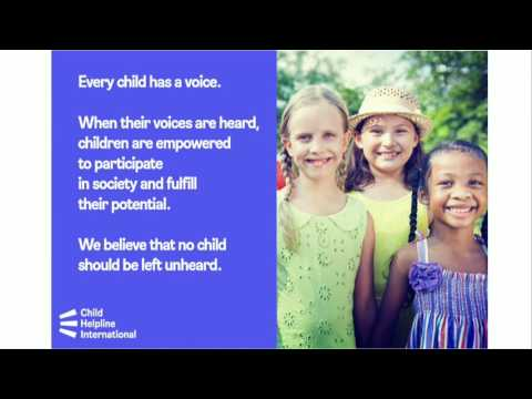Open Forum - CHILD HELPLINE INTERNATIONAL
