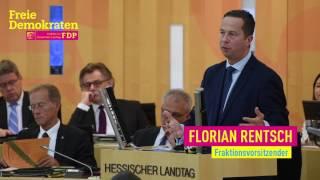 Video zu: RENTSCH zum Industriestandort Hessen (Abschiedsrede)