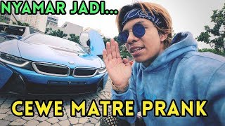 Video NYAMAR Jadi Orang.. PRANK Cewe Matre ngajak FANS! MP3, 3GP, MP4, WEBM, AVI, FLV November 2018