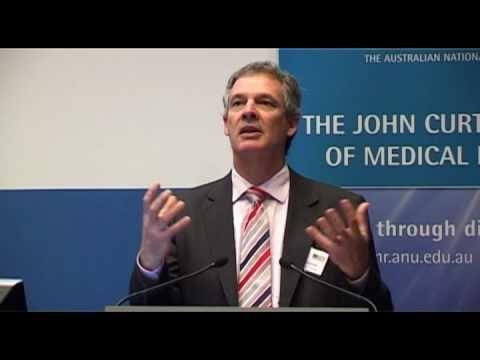Professor Peter Schofield: Die Genetik der Bipolar Disorder bei ANU
