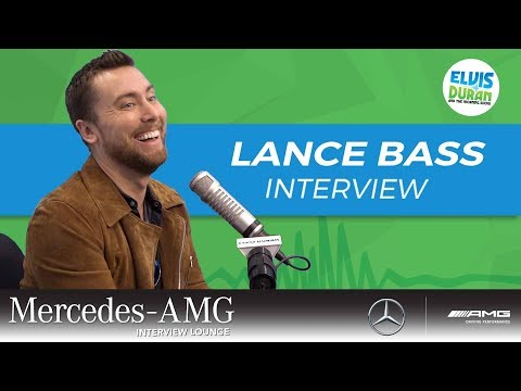 Lance Bass on 'The Boy Band Con: The Lou Pearlman Story' | Elvis Duran Show