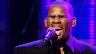 R. Kelly at Jools Holland May 3rd 2011