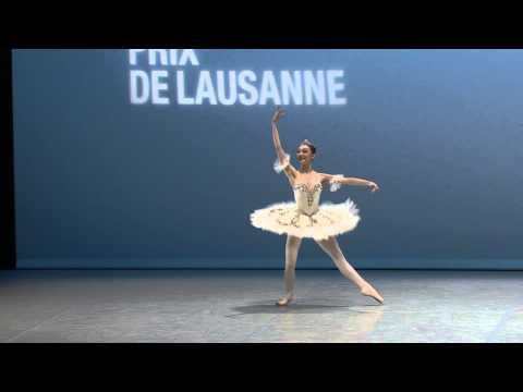 Jisoo Park - 2015 Prix de Lausanne Prize Winner - Classical variation