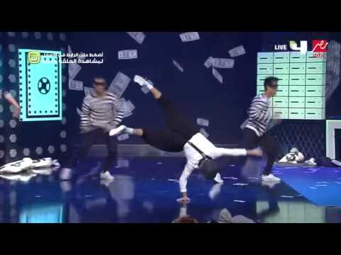 ‫Arabs Got Talent - BreakOrDieCrew - النصف نهائيات