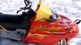 8. 2003 Ski-Doo 800 Renegade Snowmobile