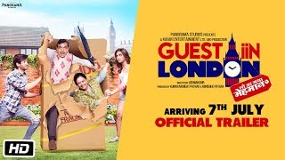 Nonton Guest iin London | Official Trailer | Paresh Rawal, Kartik Aaryan, Kriti Kharbanda, Tanvi Azmi Film Subtitle Indonesia Streaming Movie Download