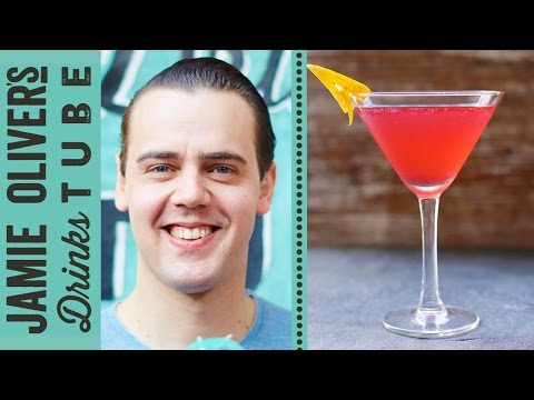 cosmopolitan - From the night Drinks Tube took over the Food Tube Live Show, this is Simone's classic Cosmopolitan cocktail - a favourite of 'Sex in the City' and a delicio...