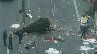 Terrorism suspected in Berlin Christmas market attack