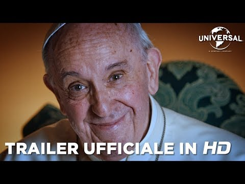 Preview Trailer Papa Francesco - Un uomo di parola, trailer italiano ufficiale