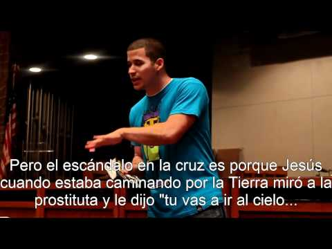 "Jeff's Testimony ""The essence of grace (Spanish subtitles)"