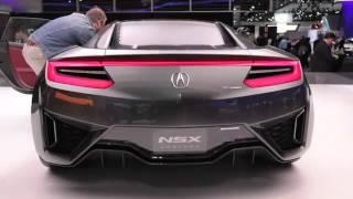 2014 Acura NSX Concept Car