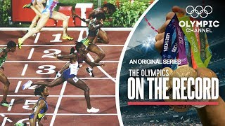 Video The Photo-Finish of One of the Biggest Olympic Rivalries | Olympics On The Record MP3, 3GP, MP4, WEBM, AVI, FLV September 2018