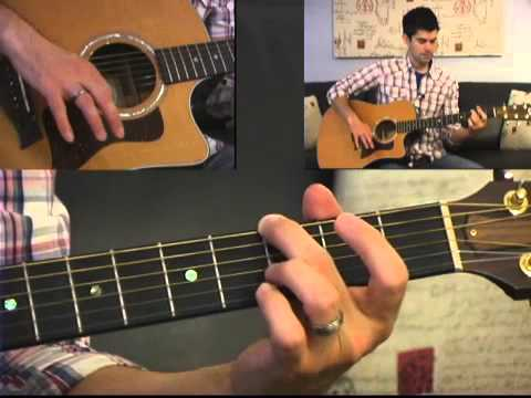 This is Amazing Grace Guitar Lesson | Acoustic | Phil Wickham