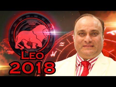 Leo Horoscope - Leo Yearly Horoscope for 2018 In Hindi