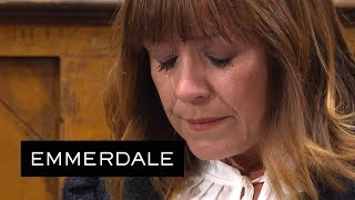 CONTAINS SCENES SOME VIEWERS MAY FIND DISTRESSINGSubscribe now for more! http://bit.ly/1Kyx8Ja Rhona fights back tears as she describes the horrific assault she endured at the hands of Pierce.From episode 7887/88 broadcast on 25/07/17Like, follow and subscribe to the official Emmerdale YouTube channel!Website: http://bit.ly/1E5Pc8w Facebook: http://on.fb.me/1IPeasP Twitter: http://bit.ly/1PahlPe Instagram: http://bit.ly/2fjDejUGet all the latest news from the Emmerdale village on the official YouTube channel and ITV website. You can also watch clips from the show and get previews on new episodes! We'll also have exclusive interviews from the Emmerdale cast, behind the scenes videos and more! Subscribe and make sure you don't miss out.http://www.itv.comhttp://www.stv.tv