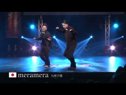 【GDC 7th】GATSBY DANCE COMPETITION 2014-2015:JAPAN FINAL/meramera