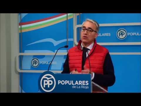 Garrido presenta una iniciativa del PP para reforzar la Alta Inspección Educativa