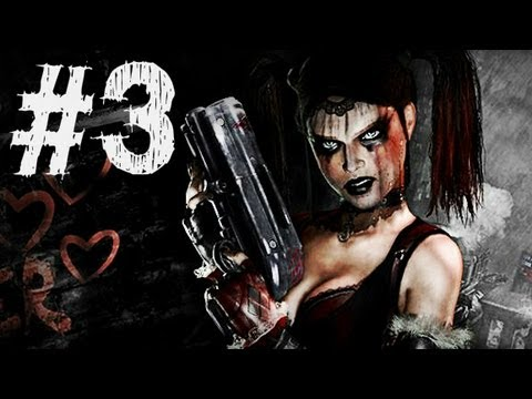 Batman Arkham City - Harley Quinn's Revenge Playstation 3