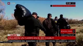 Video Caso Maldonado: hallaron un cuerpo en el río Chubut MP3, 3GP, MP4, WEBM, AVI, FLV Oktober 2017