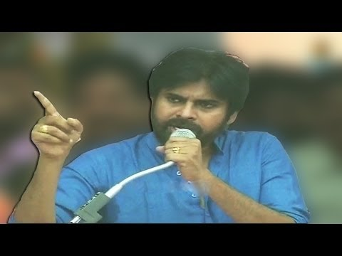 Pawan Kalyan Speech in Karnataka for BJP Campaign 18 April 2014 11 AM