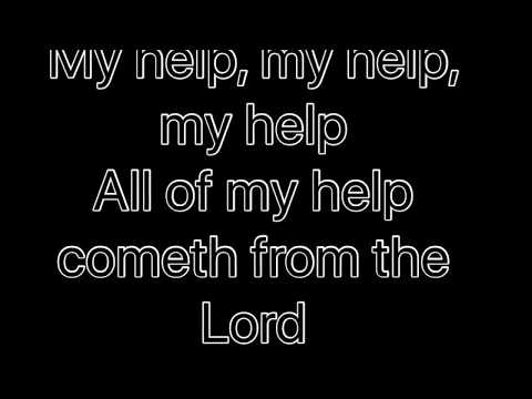 My Help( Cometh From The Lord)- Piano Instrumental