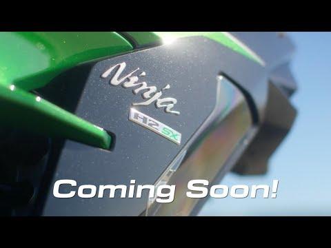 Kawasaki H2 SX Isle of Man Promo (1 Min) (видео)