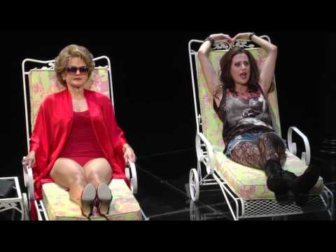 Alison Fraser and Caissie Levy in Patti by the Pool from FIRST DAUGHTER SUITE.