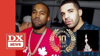 """Drake Praises Kanye West As """"So Far Gone"""" Mixtape Hits Streaming Services For 1st Time"""